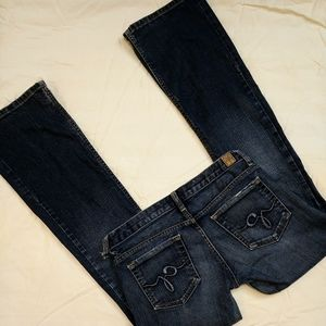 ✨ Guess Distressed Jeans Size 27